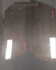 Early Porsche Carbon door panel lining covers