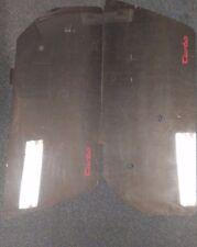 Early Porsche Carbon door panel lining covers