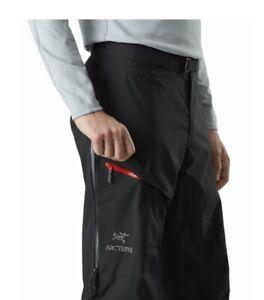Arcteryx Men's Beta AR Gore-Tex Pro Pants Medium Black 25700 $500 New With Tags