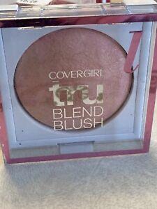 COVERGIRL ~ Tru Blend Blush ~ Light Rose #100