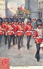 BR64779 soldiers of the king postcard   army military militaria england