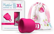 Merula Cup XL rose fuchsia – The menstrual cup pour ces très lourds jours