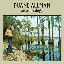 Duane Allman AN ANTHOLOGY 120g GATEFOLD Remastered NEW SEALED VINYL RECORD 2 LP