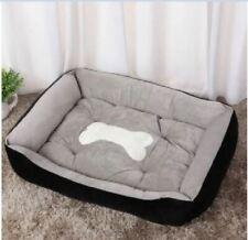 Pet Dog Bed Soft Warm Nest Kennel Cushion Cat Warming Sofa House Puppy Doggy