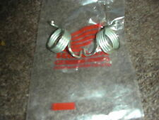 NOS HONDA ELSINORE RED ROCKET CR 125 250 R 78 79 80 XR 75 FOOTPEG SPRINGS TL