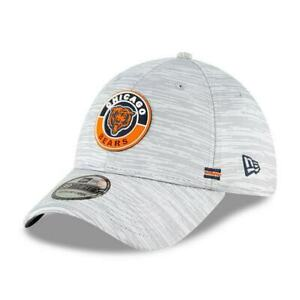 CHICAGO BEARS NFL NEW ERA ROAD SIDELINE 39THIRTY STRETCH FIT HAT ALL SIZES