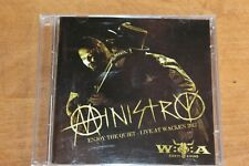 Ministry - Europe 2CD + DVD - Enjoy The Quiet—Live At Wacken 2012