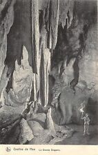 BG25566 la grande draperie  grotte de han  belgium