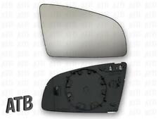 Spiegelglas Konvex Beheizbar Rechts für AUDI A3 A4 A6 A8 bis 2008 Neu
