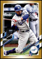 Mookie Betts 2021 Topps 5x7 Gold #13 /10 Dodgers