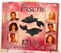 Fische + CD + 12 Deutsche Schlager für das Geburtstagskind + Tolles Geschenk +