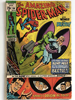 Amazing Spiderman 94 (1971)  Lee/Romita/Sal Buscema Beetle App.