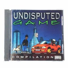 UNDISPUTED GAME, COMPILATION,  Digital Sound, Explicit, Factory Sealed, 20 years