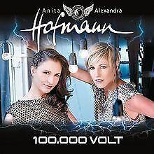 100.000 Volt von Hofmann,Anita & Alexandra   CD   Zustand sehr gut
