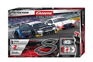 Carrera Evolution DTM For Ever Startset 25239