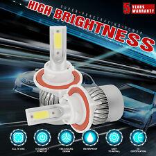 H13 9008 1800W 270000LM CREE LED Headlight Lamp Bulbs Conversion Kit Hi/Lo 6000K