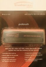 Blue Horizon probrush ANTI STATICO LP Vinile RECORD BRUSH DETERGENTE PER SCHERMO LCD