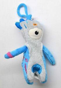 London 2012 Olympics Mandeville Mascot Small Plush