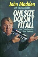 One Size Doesn't Fit All [ Madden, John ] Used - VeryGood