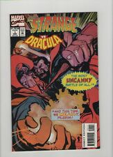 Dr Strange Vs Dracula #1 - The Most Uncanny Battle Of All - 1994 (Grade 9.2) WH