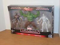 Marvel Legends INFINITE SERIES Avengers HULK ULTRON VISION Action Figures, New