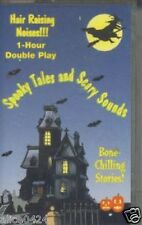 HALLOWEEN SPOOKY TALES & SCARY SOUNDS  CASSETTE NEW  FREE Shipping