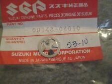 SUZUKI XN85 TURBO/GSX-R1100/750/GS1000/850/750/700/550 HEADLIGHT/BODY NUT NOS!