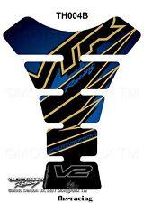 TH004B , MOTOGRAFIX - Tankpad , Tankprotektor , HONDA , VTR , Top Qualität