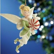 Lenox 2012 Peppermint Pixie Tinker Bell Tinkerbell Annual Ornament New in Box