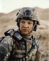 JEREMY RENNER signed Autogramm 20x25cm THE HURT LOCKER In Person autograph COA