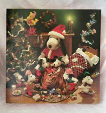 Springbok 500 Piece Jigsaw Puzzle A SNOOPY CHRISTMAS