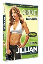 Jillian Michaels: Shred It With Weights (DVD) Jillian Michaels