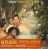 ANAIS - Love album (The) - CD Album