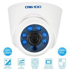 OWSOO 2000TVL 1080P AHD CCTV Camera 2.0MP HD Analog Outdoor Security 3.6mm L0H3