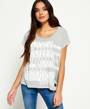 Superdry Boxy Text T-Shirt