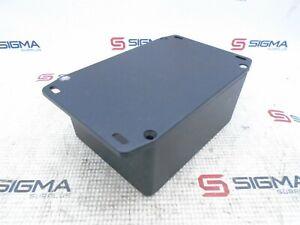 """Hammond 1590 C Aluminum Diecast Enclosure 4.7"""" x 3.7"""" x 2.2"""""""