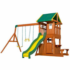 Backyard Discovery Oakmont Play Center - Brown