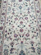 Long  wool Runner rug