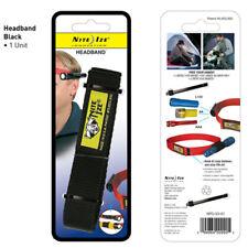 Nite Ize Npo-03-01 Headband Flashlight Holder Black