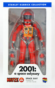 Medicom MAFEX 034 Space Suit Orange Version 2001 A Space Odyssey 4530956470344