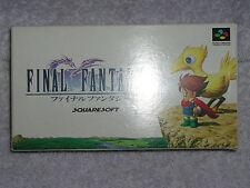 Final Fantasy V 5 Japanese Jap SNES Super Famicom