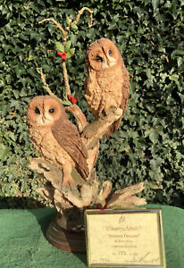 Country Artists - Tawny Owls - Summer Dreams - limited Edition