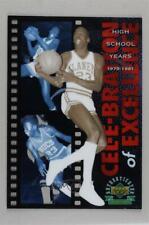 1998 Upper Deck Authenticated /2500 Michael Jordan (High School) #MJHS HOF