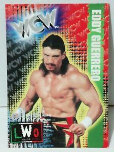 1999 EDDY GUERRERO Wrestling Trading Card PERU Edition WWF WWE WCW