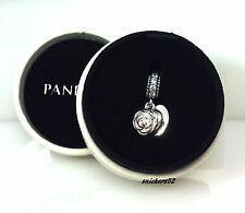 USB793000 - NEW PANDORA SS LIMITED EDITION 2015 MOTHER'S ROSE CHARM GIFT SET