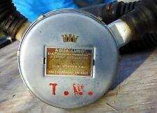 Vintage US Divers Aqua-Lung DA Aqua-Master 2-Stage Double Hose Regulator LA Mfg