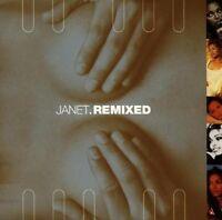 Janet Jackson Janet.Remixed (1995) [CD]