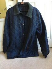 Men's Barbour Medium Navy Jacket