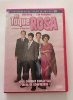 UN TOQUE ROSA -  DVD - JIMI MISTRY - KILE MACLACHLAN - COMEDIA ROMANTICA GAY
