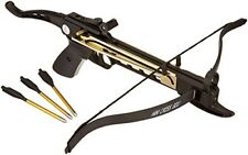 Cobra System Self Cocking Pistol Tactical Crossbow, 80-Pound speeds of 165 Fps